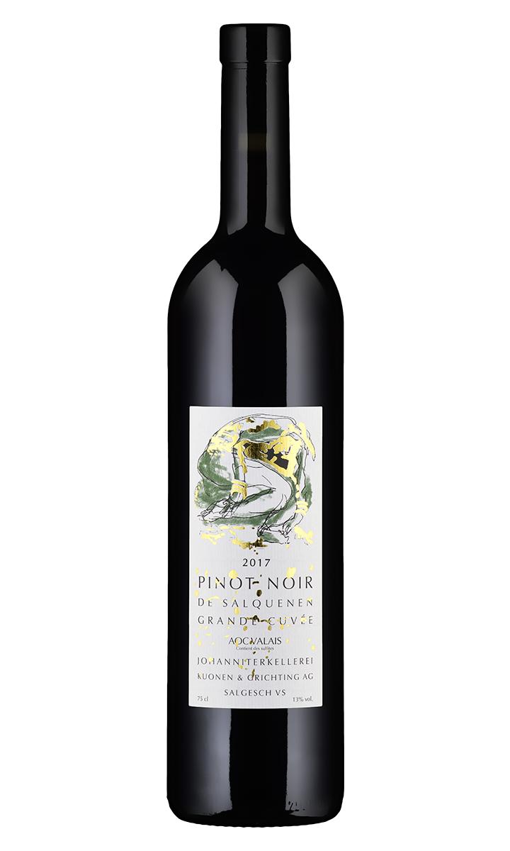"Pinot Noir de Salquenen ""Grande Cuvée"""