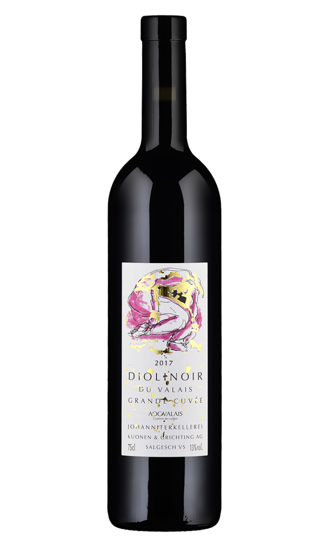 "Diolinoir du Valais ""Grande Cuvée"""