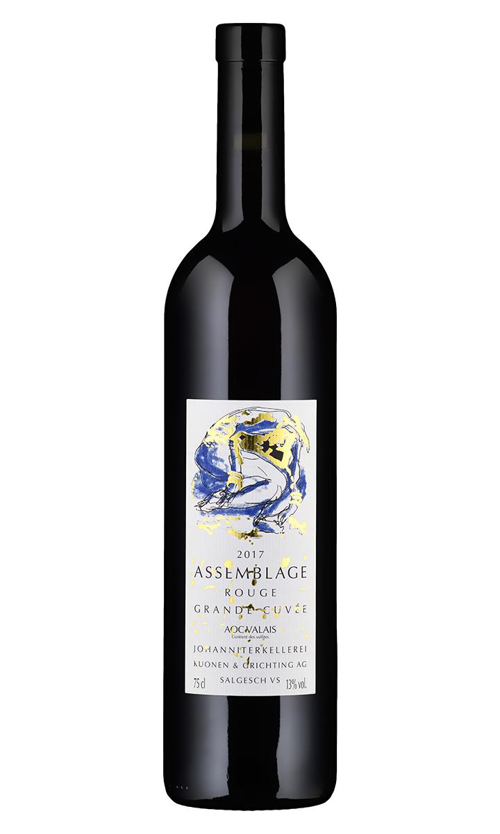 """Assemblage Rouge du Valais """"Grande Cuvée"""""""