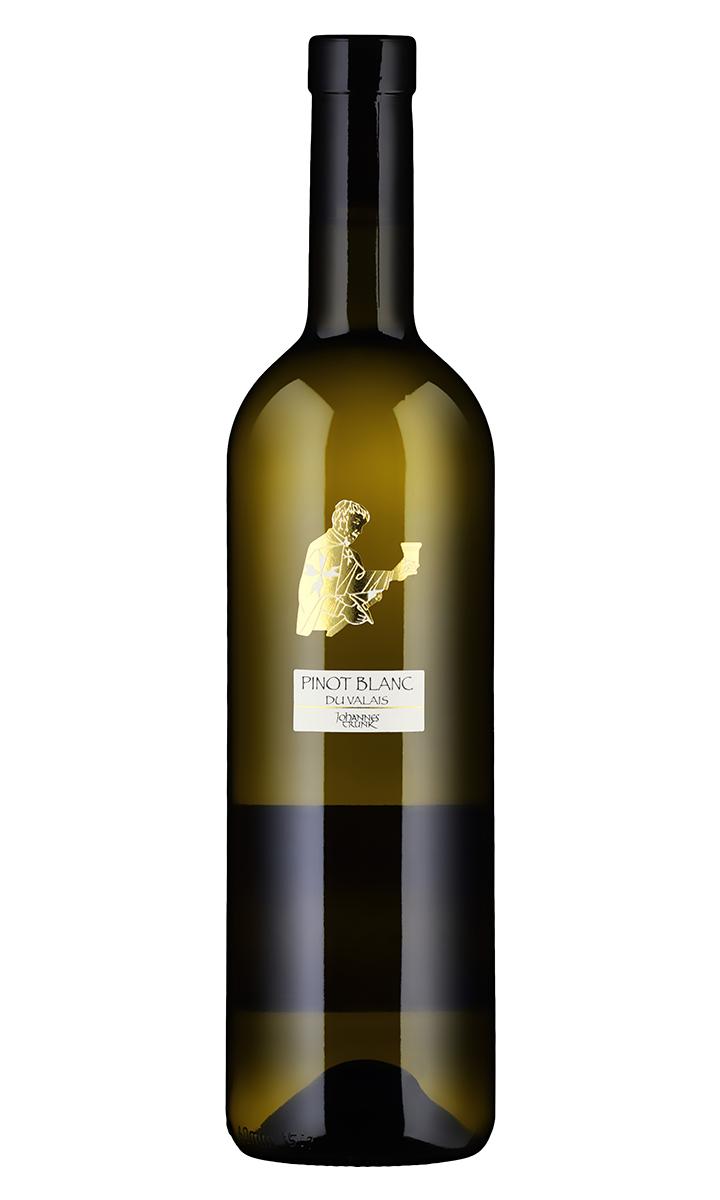 """Pinot Blanc du Valais """"Johannestrunk"""""""