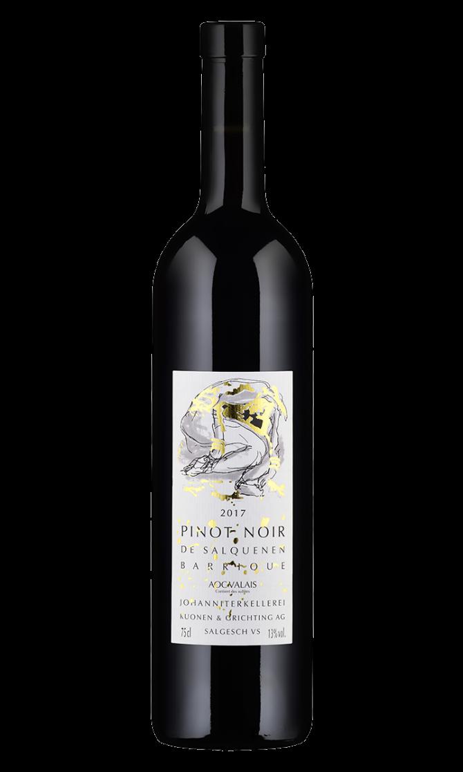 "Pinot Noir de Salquenen ""Barrique"""