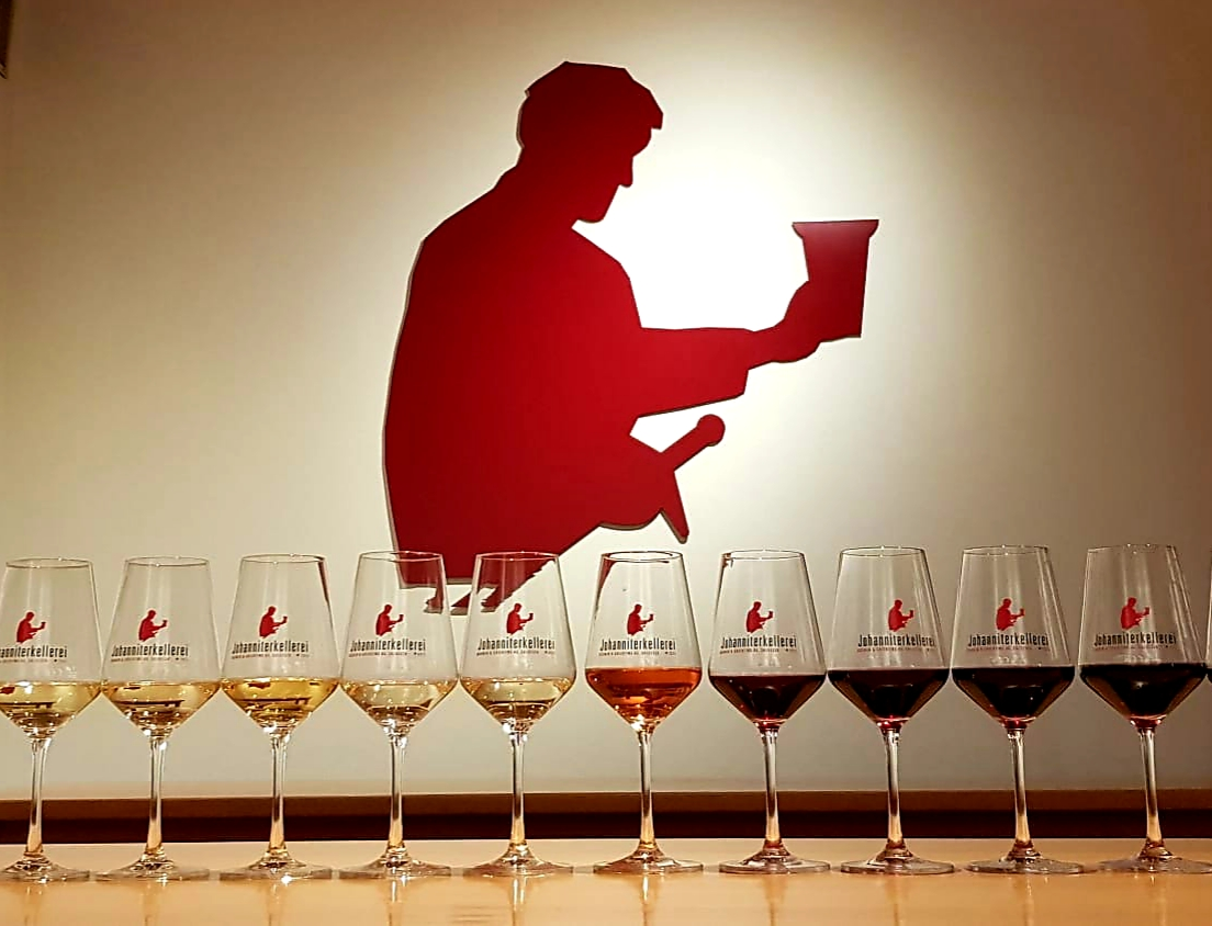 Weinsauswahl